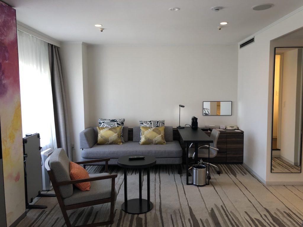 ANAクラウンプラザホテル札幌 プレミアムツインルーム